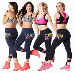 Wholesale Perfect Ribbon - S M L XL yoga clothes dance pants women bottoms Love Perfect Crop Leggings Free shipping
