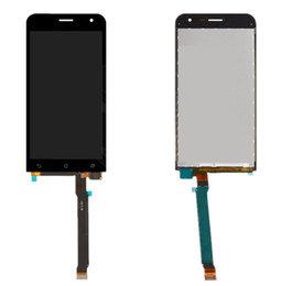 Wholesale Touch Screen Digitizer For Asus - original (PRC) LCD Display Touch Screen Digitizer Glass for Asus ZenFone 2 ZE500CL Z00D with Logo