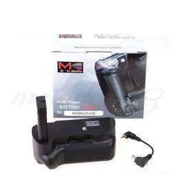 Wholesale Battery En El14 - New Meike MK-D5200 Vertical Muti-Power Battery Grip EN-EL14 for Nikon D5200 DSLR
