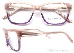 Wholesale Glasses Large Bag - New Arrival 2017 fashion Spectacles Frame for Women Men discount glasses frames Designer Extra Large full-rim Eyeglasses Frames Gafas de sol