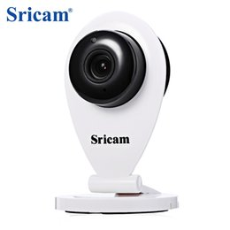 Wholesale Electric Battery Storage - Sricam SP009 Wireless HD 720P IP Camera P2P CCTV Security ONVIF Camera for Mobile Preview Support IOS Android SD Card Storage