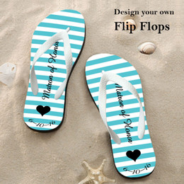 Wholesale Mother Bride Fabrics - Wholesale- Flip Flops, Sandles, Wedding Gifts For Guests, Bridesmaid, Bride,For Mother