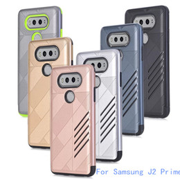 Wholesale Galaxy Grand Back Cases - For Samsung galaxy J2 Prime grand prime J7 Prime ON7 2016 Hybrid Armor Case Rugged Dual Layer Protective Shockproof Heavy Back cover
