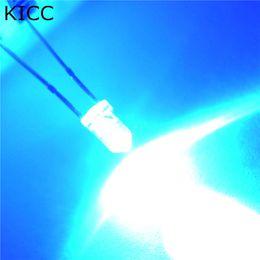 Wholesale Led Diode Blue 3mm - Wholesale- 1000* Light emitting diode 3MM Blue LED Transparent