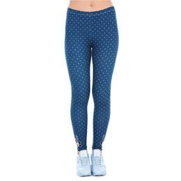 Wholesale Tight Pant Hot Girls - Women Sport Sex Pants 3D Colorful Full Print Hot Girl Capris Elastic Tight fitting Pants Slim Fitness Pencil Trousers PWDK8-01 WR