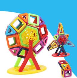 3D ladrillos bloques de construcción magnética juguetes educativos para niños 5 modelo 95 113 139 145 166 unids envío gratis desde fabricantes