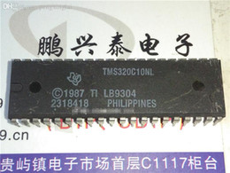 Wholesale Processor Components - TMS320C10NL , DIGITAL SIGNAL PROCESSORS , dual in-line 40 pins dip plastic package chips . Electronic Components , TMS320C10   PDIP40 . ICs