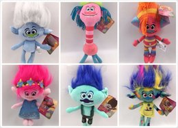 Wholesale Tangled Toy Wholesale - Cute Tangled Plush toys 23cm Mixed styles plush Dolls children Stuffed Fairy toys plush doll toys Christmas promotional gifts Free shipping