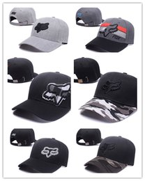 Wholesale Retail Coolers - Newest Design 2017 hot selling fox cap Ball Caps Cool Baseball Cap Hip Hop Snapback Adjustable Summer Sun Hat Wholesale retail
