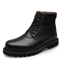 Where to Buy Mens Black Wedge Work Boots Online? Buy Leather Knee ...