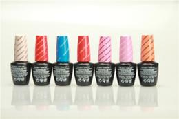 Wholesale Uv Gel Brands Nails - 250pcs famous brand Gelcolor 273 Colors OP Primer Nail UV gel Top Base coat Off LED UV Gel Polish For Nail Gel Varnish Design Nail 15ml