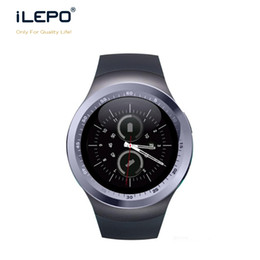 Wholesale Remote Home Alarm - Y1 Smartwatch wrist phone watch with Anti-lost find support calling alarm SNS function and TF card smart watches
