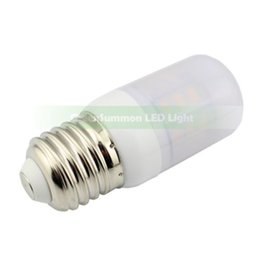 Wholesale G9 12v Led - E26 E27 E12 E14 B22 G9 GU10 4W LED Lights Warm White 12V 24V Frosted Cover Bulb