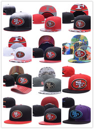 Wholesale Free San Francisco - Free shipping 2017 newest basketball Snapback Hats sports San Francisco Caps Men&Women Adjustable Football Cap Size More Than 10000+ style