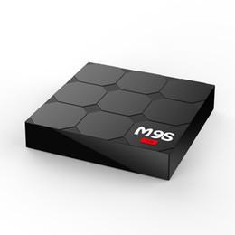 Wholesale Tv Box V3 - HOT R-box M9S V3 android 6.0 box quad core Rockchip RK3229 TV Streaming Boxes KDplayer 17.3 installed android ott tv box iptv box