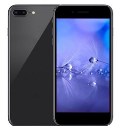 Wholesale Network Unlocked Phone - 5.5inch Goophone i8 plus MT6737 real 4G network 1G 16G real Fingerprint 8MP+200MP Camera GPS show fake 256G8 unlocked phones