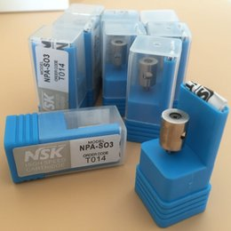 Wholesale Nsk Dental Handpiece Turbines - 5pcs PANA AIR NSK standard wrench Turbine cartridge dental high speed handpiece cartridge turbine replacement