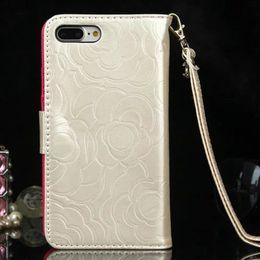 Wholesale Iphone Paris Wallet Cases - Luxury Paris fashion protection leather Wallet Phone case for iphone 7 7 plus