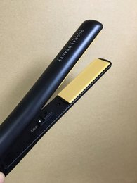"""Wholesale Resell Hot - HOT Pro 1"""" Ceramic Ionic Tourmaline Flat Iron Hair Straightener with Retail Box resell with great quality by world-factory"""