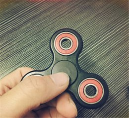 Wholesale Brass Items - Hot Selling items Spinner fingertips spiral fingers gyro Torqbar Brass Ceramic ball steel bearings Acrylic Hand Spinner