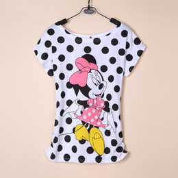 Wholesale Picture Tees - Wholesale-63 Styles Women Fashion star stripes T-shirt Women CottonT shirts Cheap Price good Picture tees