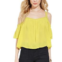 bc01b85c3806d women sexy off the shoulder short sleeve blouses slash neck ladies fashion  cut out short shirts
