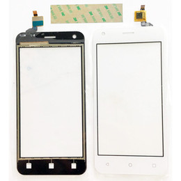 Wholesale Fly Display - Wholesale- For Fly FS454 Touch Screen Display Digitizer Sensor For Fly FS454 nimbus 8 FS 454 Touchscreen Front Touch Panel Free Track