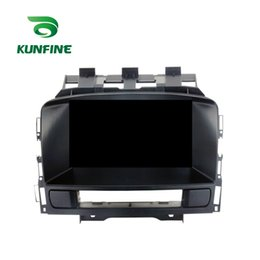 Wholesale Astra Android Gps - Octa Core 1024*600 Android 6.0 Car DVD GPS Navigation Multimedia Player Car Stereo for Buick Verano Opel Astra Vauxhall Astra Radio Headunit