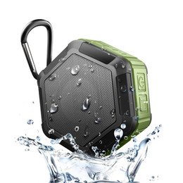 Wholesale Chip Speaker - OKCSC Wireless Mini Subwoofers IP65 Waterproof Portable Bluetooth Speaker With CSR Chip 20pcs by DHL Free
