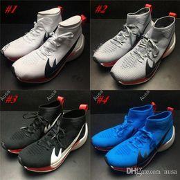Wholesale Break Boots - Top Quality Zoom Vaporfly Elite Running Shoes Air Zoom X Breaking 2 4% Brand Sneaker Women Men Sport Shoe Light Energy Boot 36-46