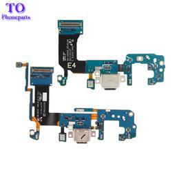 Yeni Şarj Dock Şarj Flex Kablo USB Port Bağlayıcı Samsung Galaxy S8 G950F G950U S8 Artı G955F G955U Ücretsiz Kargo nereden