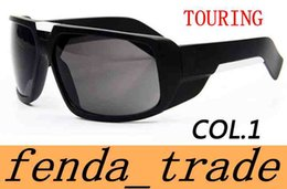 Wholesale Sunglasses Reflective Mirror - NEW Brand Cycling Sports Outdoor Sunglasses for Men or Women Sunglasses The Touring Reflective Lenses big frame sunglasses quality A+++ MOQ=