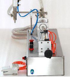 Wholesale Pneumatic Oil Pump - single head pneumatic liquid filling pump machine for shampoo,oil,water,perfume,50-1000ML