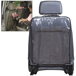 Wholesale Kick Pad Covers - Universal Car Seat Back Backrest Protection Cover Protector Sheet Children Kick Mat Mud Clean Preventing Pad Car Accessories