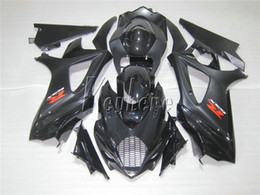 Wholesale New Hot Fairings Kits - New hot motorcycle fairing kit for Suzuki GSXR1000 2007 2008 black fairings gsxr 1000 07 08 OY65