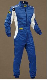 Wholesale motorcycle overalls - free shipping 1set lot Man Professional motorcycle car racing suits Two piece overalls Siamese car racing suits