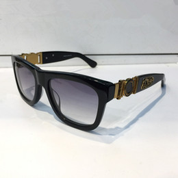 Wholesale Style Connections - 426 Sunglasses Rimless Frame connection lens UV400 Men Brand Designer UV protection Lens Steampunk Summer Square Style Comw With Case