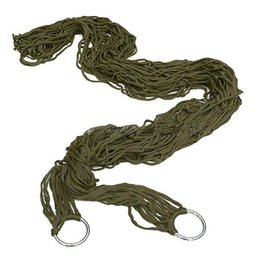 Altalena appesa a rete in nylon ad alta profondità di colore verde scuro da oscillazioni verdi fornitori