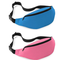 Wholesale Running Bum Bag - Sport Runner Fanny Pack Travel Handy Hiking Waist Belt Fitness Running Jogging Bum Bag Zip Money Pouch Purse Waist Bag