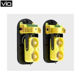 Wholesale Dual Beam Detector - Wholesale- AILIF ABT-60F hot NEW China Nice With CE FCC ROHS Dual Beam Detector