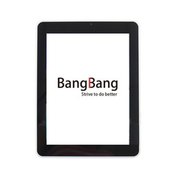 Wholesale film cleaning cloth - Wholesale- 2pcs bag Screen Protector Anti-glare Clear HD Protective Film for Teclast P85 8 inch Tablet + Cleaning Cloth