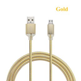 Wholesale Light Up Iphone Charger Cable - LED Visible Flashing USB Charger Cable 1M 3FT Data Sync Colorful Light Up Cord Lead for Samsung S7 S6 edge HTC Blackberry Universal