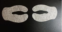 Masque de corbeau en Ligne-Pas cher New Fashion Silk Eye Mask Papier jante noire jetable de la poche pour les yeux Yeux Rides Les pieds de Crow est appliqué Type de ciseaux