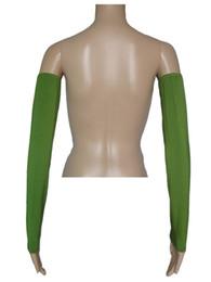 Wholesale Abaya Scarf - Wholesale-muslim arm sleeves wholesale Modal pick 20 colors ABAYA HIJABS Stretch Sleeves Islamic Abaya Sleeves Arm Cover