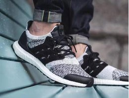 Wholesale Social Shoes - 2017 high quality Mens Womens SNS X Social Ultrl boost Running Shoes Outdoor Sports Sneakers Primeknit Runners SIZE EUR 36-45