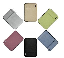 Wholesale 11 Inch Laptop Computers - 1pcs Waterproof Crushproof Notebook Computer Laptop Bag Laptop Sleeve Case Cover For 8 9 10 11 12 13 14 15.6 inch Laptop&Tablet