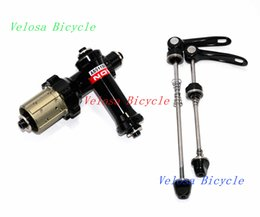 Wholesale Novatec Road Bicycle Hubs - Bicycle wheel hubs Novatec 511 512 road bike hubs,straight pull, sealed bearing,alloy quick release skewers included,AS511SB FS522SB