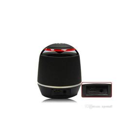 Wholesale Altavoz Subwoofer - Portable Mini Subwoofer Wireless Bluetooth Speaker Boombox Hi-fi Hifi Altavoz Altavoce Parlantes Enceinte w  Handfree FM Radio Free Shipping