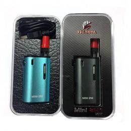 Wholesale Christmas Pens - Christmas Promotion! All in one device Amigo Mini 2N1 vape kit with 1000mAh Mini 2N1 30W mod 1.0ml Liberty vaporizer pen cartridges