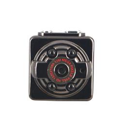 Wholesale Video Camera Smallest Dvr - Smallest Mini Digital Camera Full HD CMOS 2.0 Mega Pixel 640*480 DV DVR 720P Audio Video Camera Recorder Mini Camcorder JPG